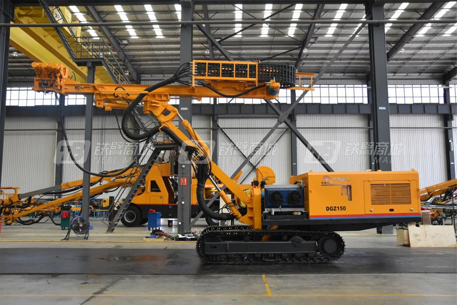 铁建重工DGZ150G多功能钻机