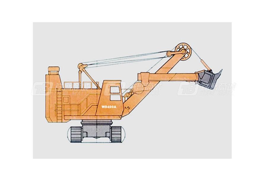 抚挖重工WD400A挖掘机