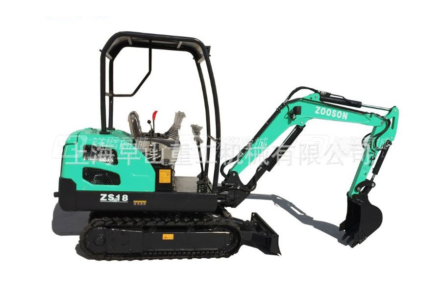 早山重工ZS18小型挖掘机