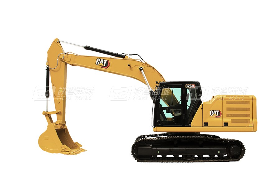 卡特彼勒新一代CAT<sup>®</sup>326 GC履带挖掘机