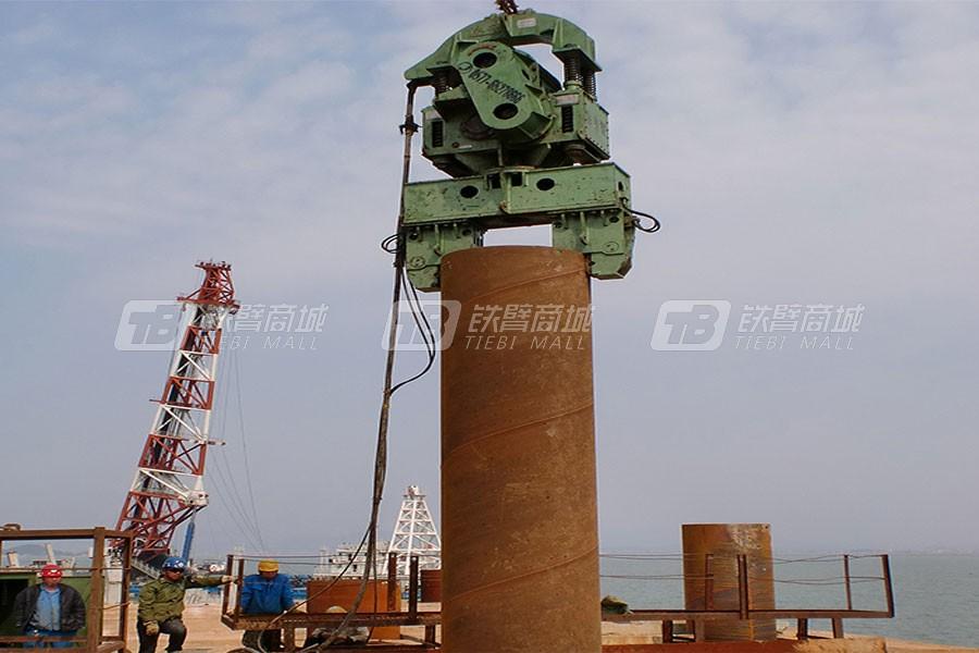 永安机械DZJ-150中型振动锤
