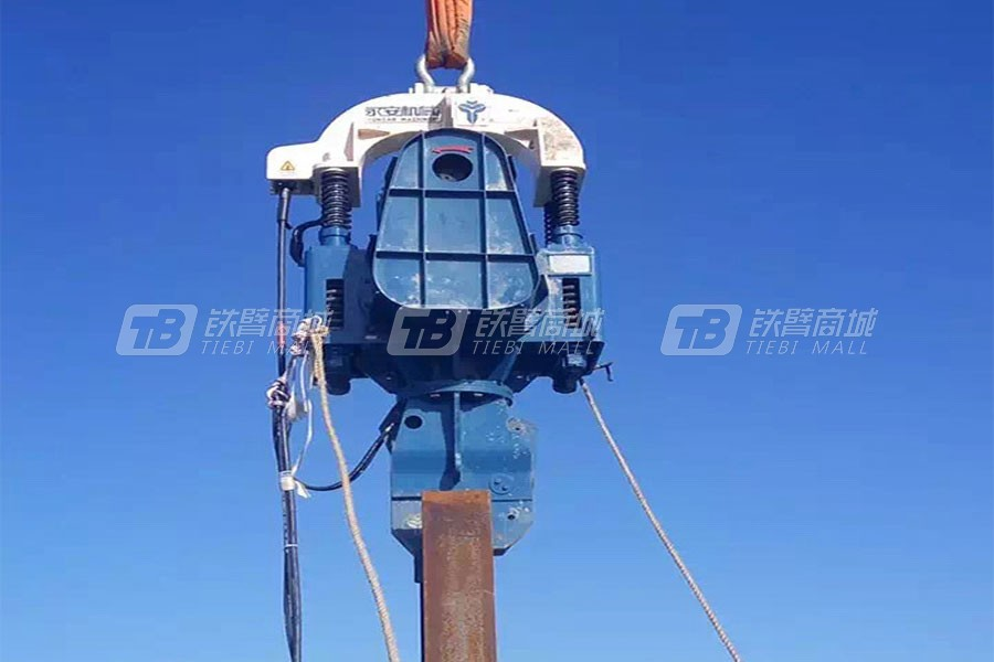 永安DZJ-90小型振动锤