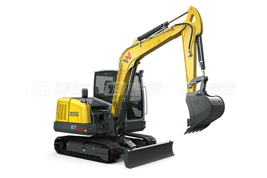 威克诺森ET66履带挖掘机