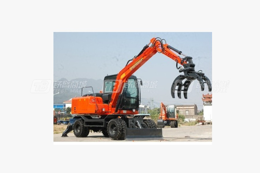 福工FUG750LJ轮式挖掘机