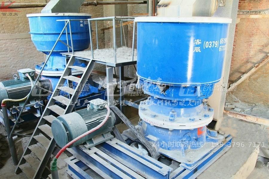 百力克HPS2000S(C)单缸液压圆锥破碎机