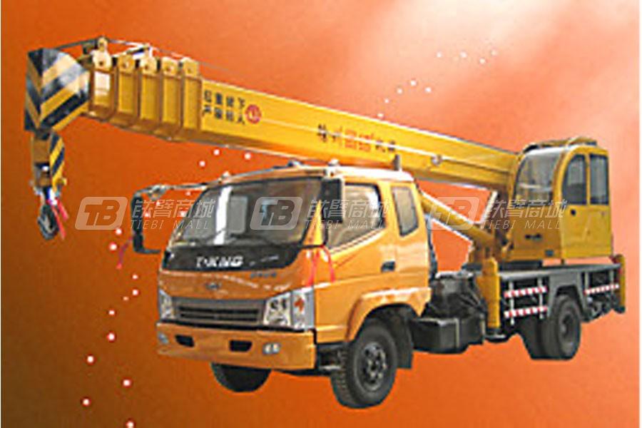 凯诺机械YQ22-8000B汽车起重机