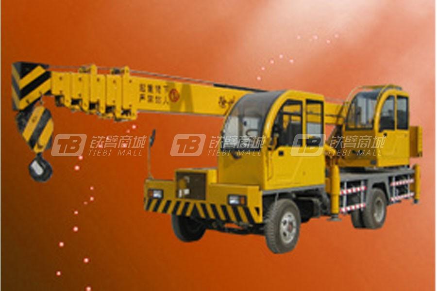 凯诺机械YQ21-6000汽车起重机
