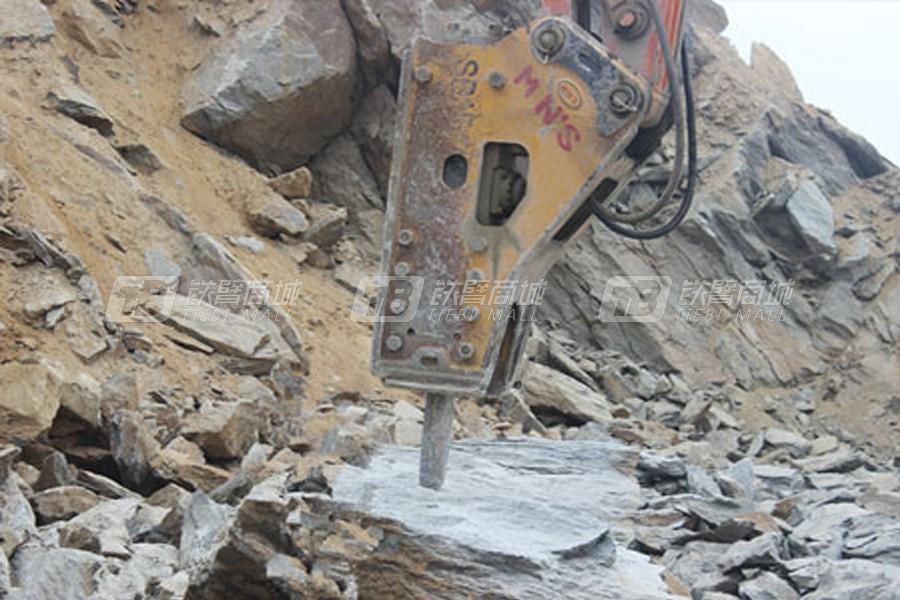 民盛水山SB151破碎锤
