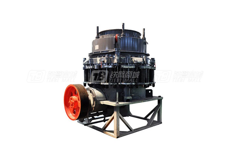卓亚矿机PYD900弹簧圆锥破碎机