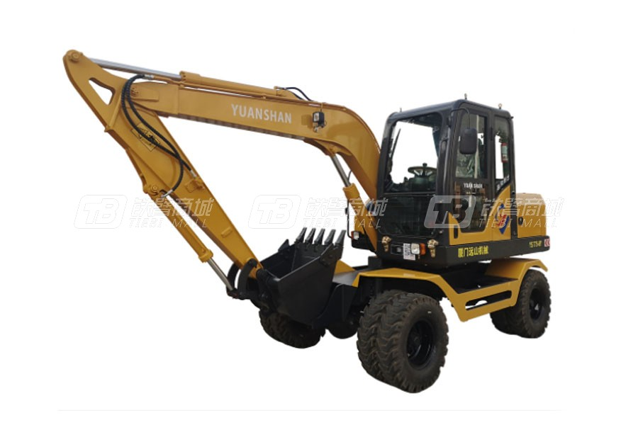 远山YS775-8Y轮式挖掘机