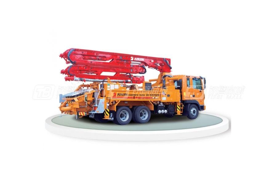 全进重工JX-5Z3009混凝土泵车