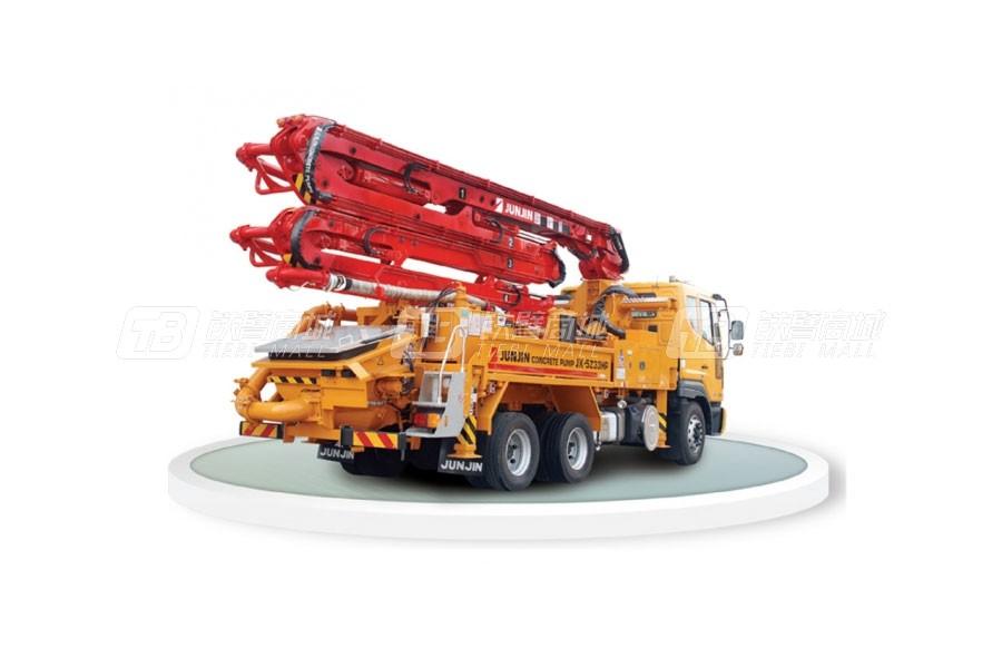 全进重工JX-5Z33HP混凝土泵车
