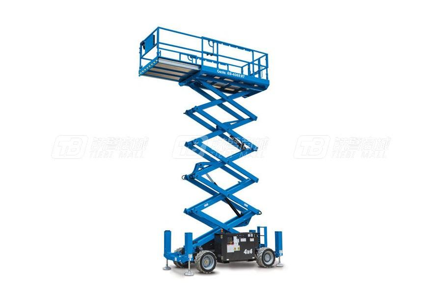 吉尼GS-3369BE粗糙地面剪型高空作业平台