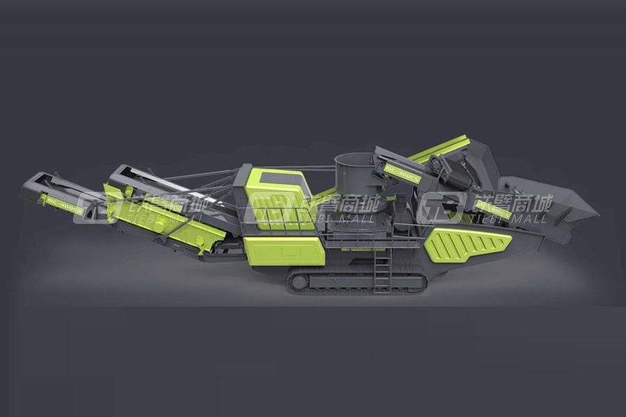 美斯达MC-200CS履带圆锥式移动破碎机