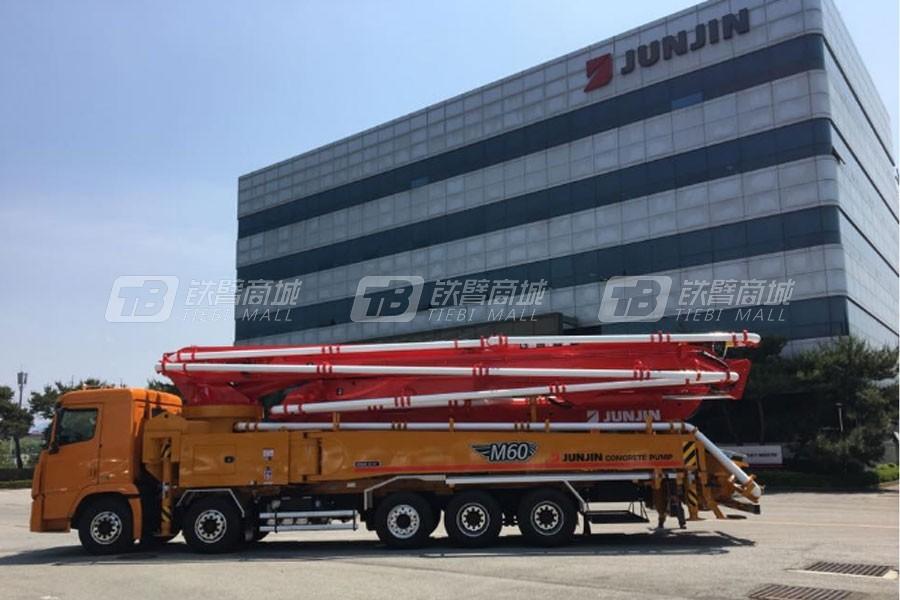全进重工JXRZ60-6.18HP混凝土泵车