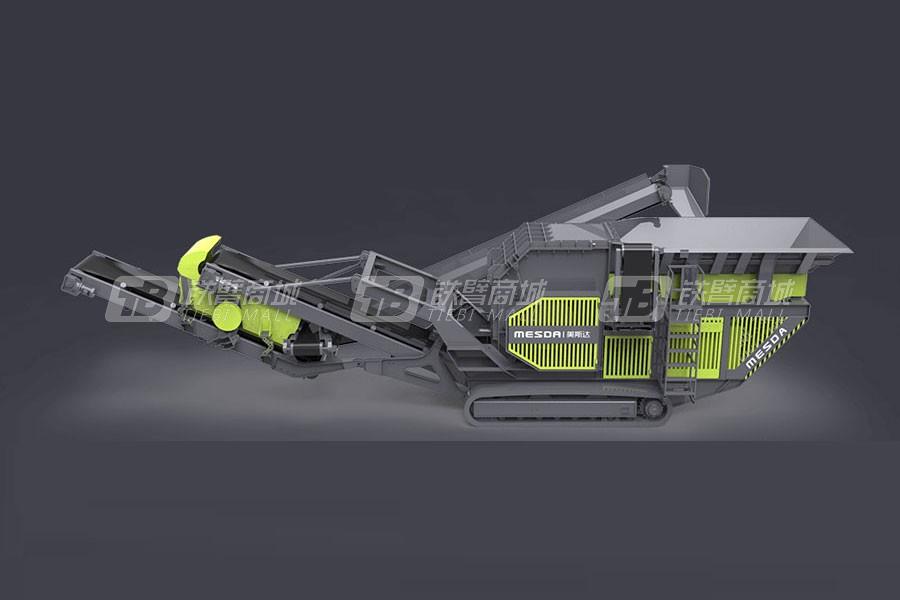 美斯达MC-1400HS移动锤式破碎站