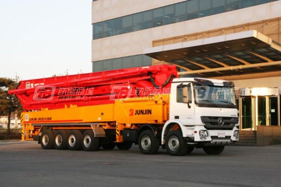全进重工JJRZ65-5.18HP混凝土泵车