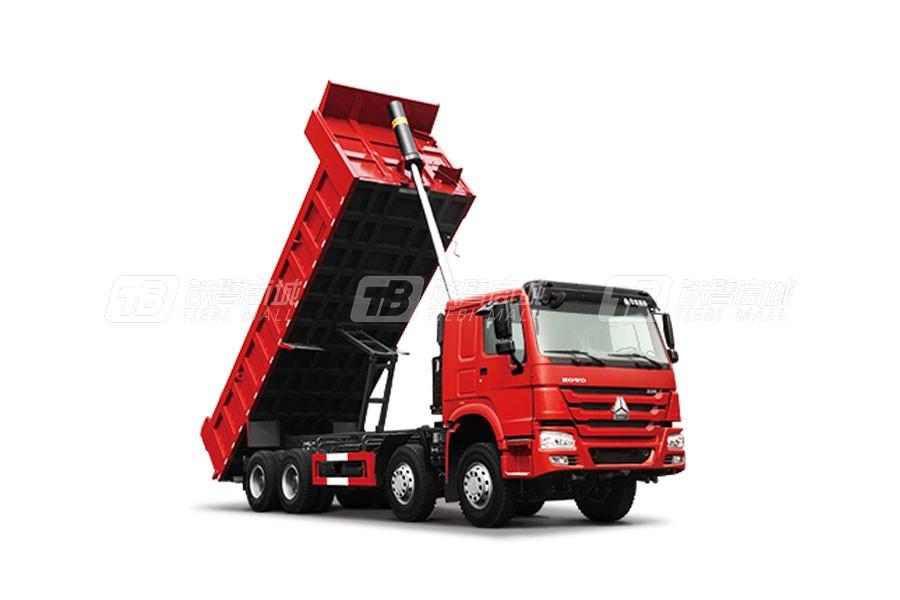 中国重汽豪沃HOWO78×4 自卸车 (5版)