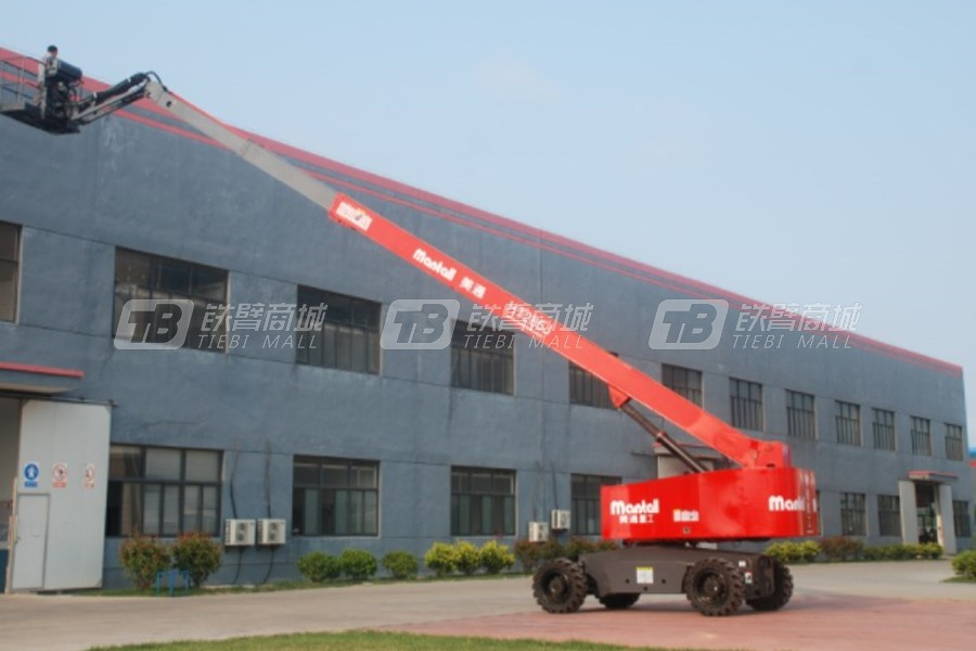 美通重工HT285J直臂式高空作业平台