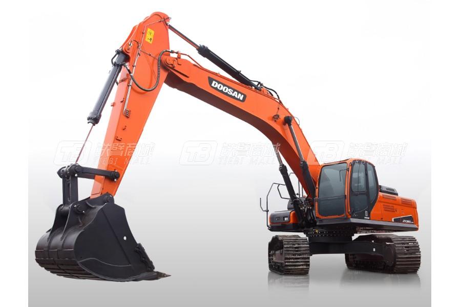 斗山DX360LC-9C履带挖掘机