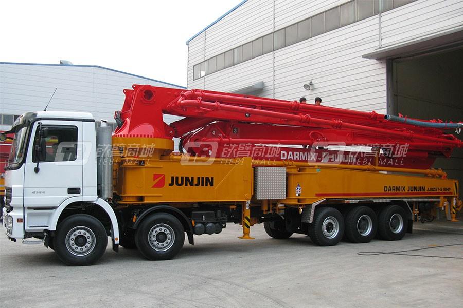 全进重工JJRZ57-5.18MB混凝土泵车