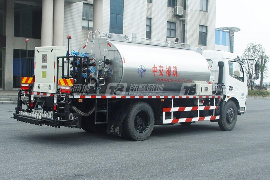 中交郴筑CZL5121GLQE橡胶沥青洒布车