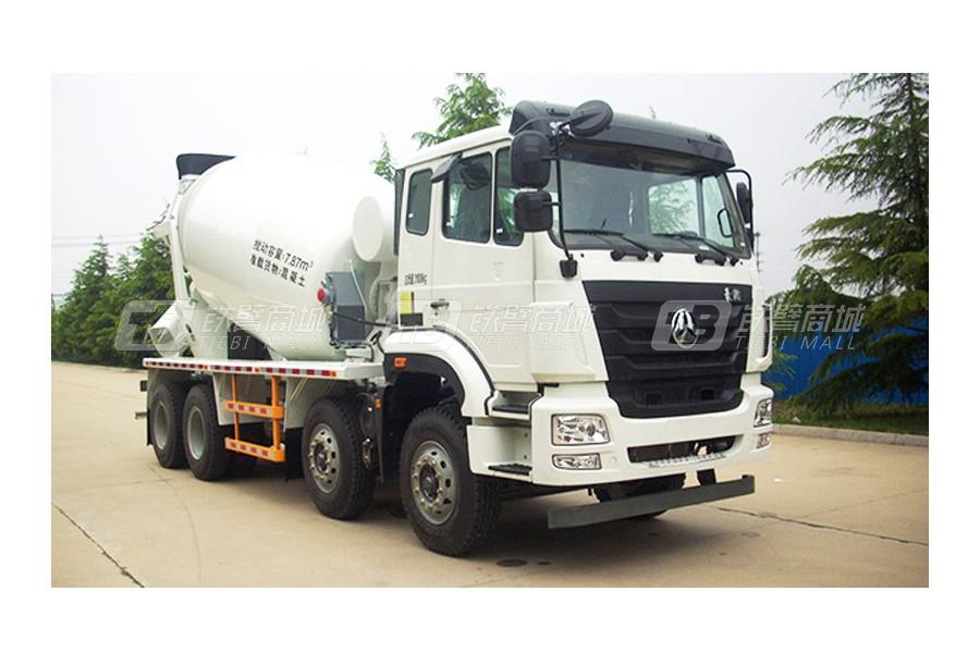 方圆FYG5257GJB(出口专用)混凝土9方搅拌运输车(HOWO