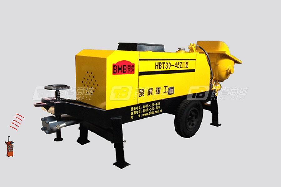 泵虎HBT30-45ZⅢ拖泵