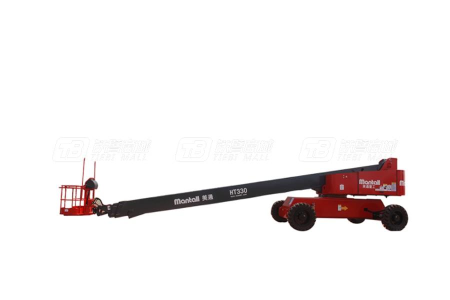 美通重工HT330直臂式高空作业平台