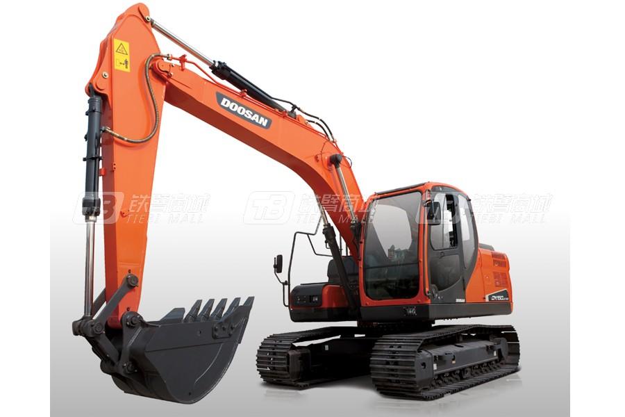 斗山DX150LC-9C履带挖掘机