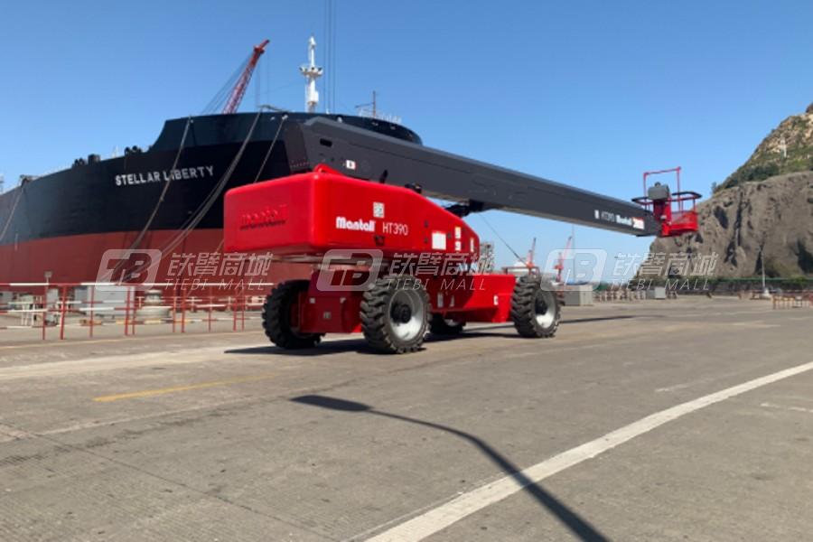 美通重工HT390直臂式高空作业平台