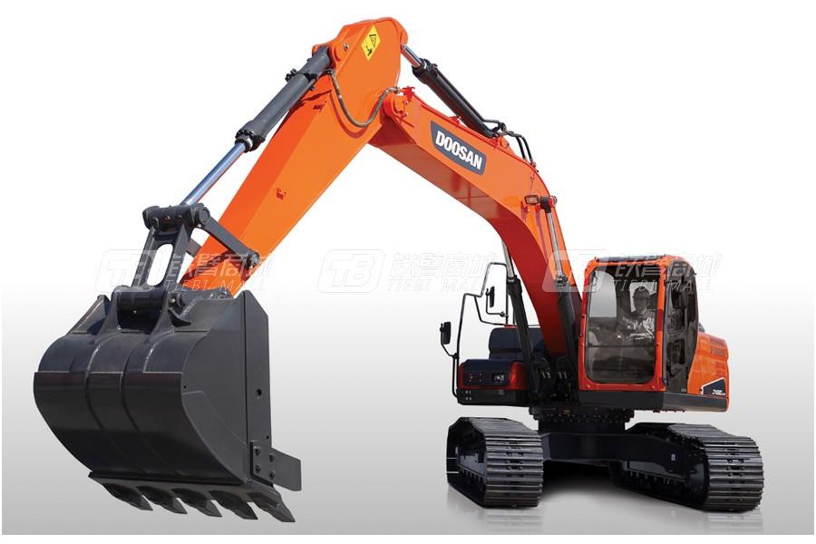 斗山DX220LC-9C履带挖掘机