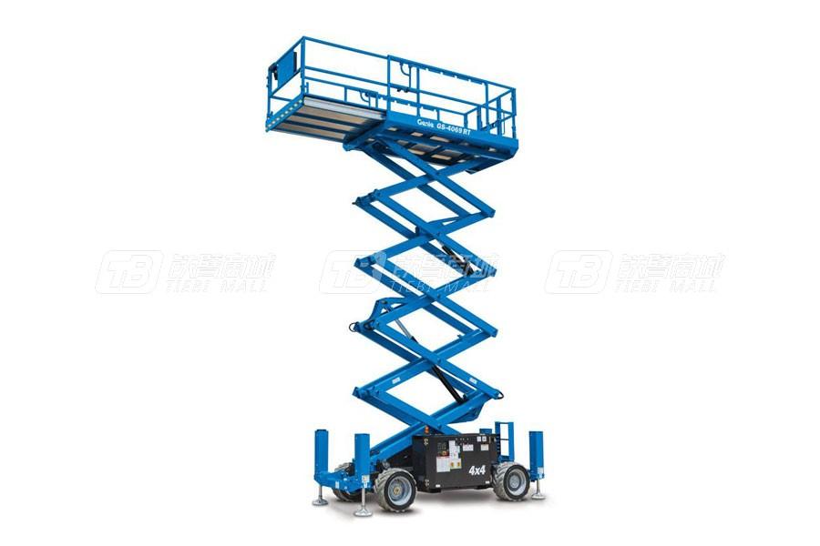 吉尼GS-2669DC粗糙地面剪型高空作业平台