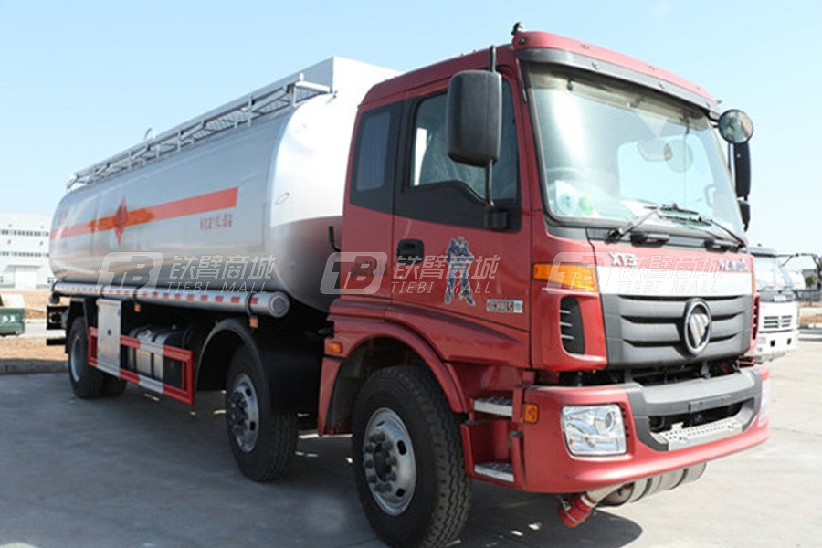 程力专汽CLW5250GJYB5福田欧曼(24方)加油车