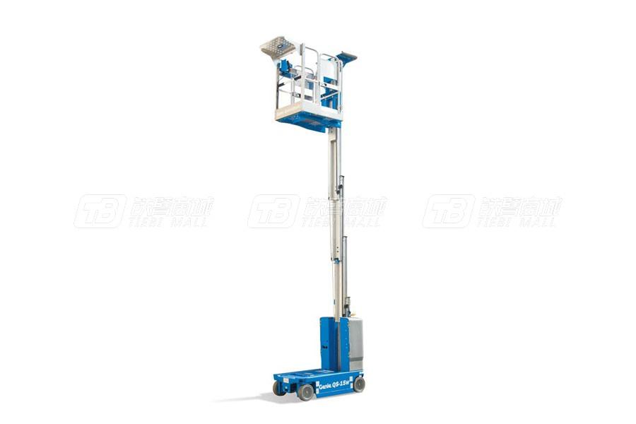 吉尼QS-12桅柱式高空作业平台