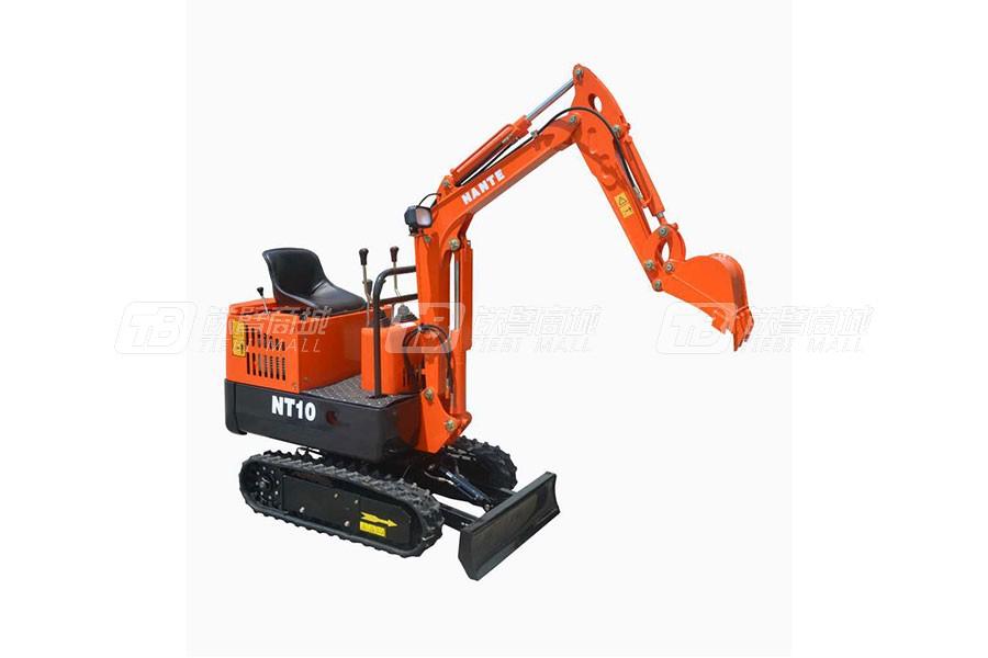 南特NT10履带挖掘机