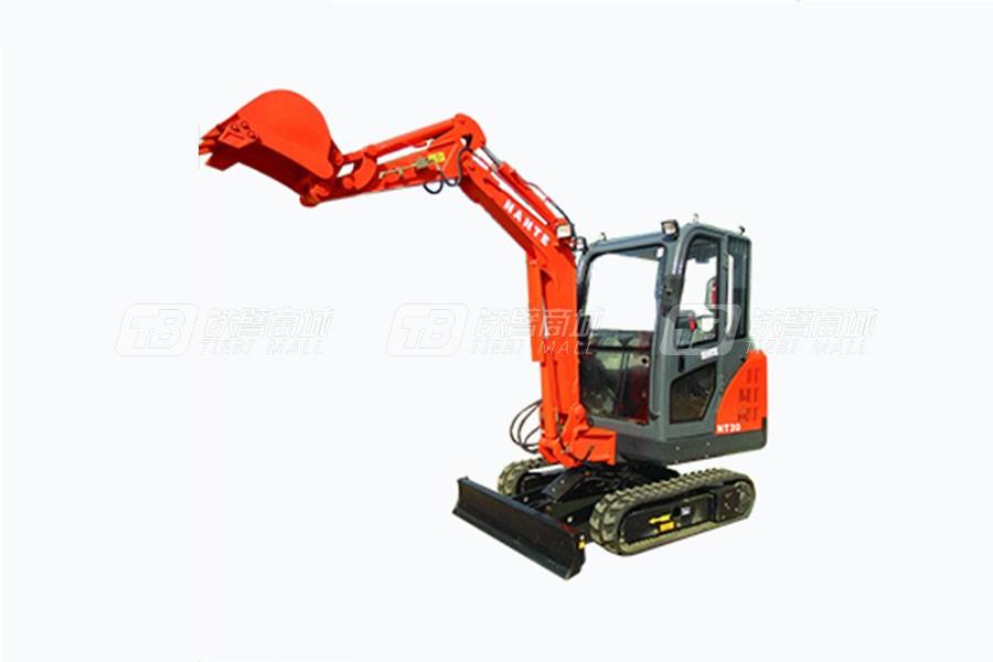 南特 NT20履带挖掘机