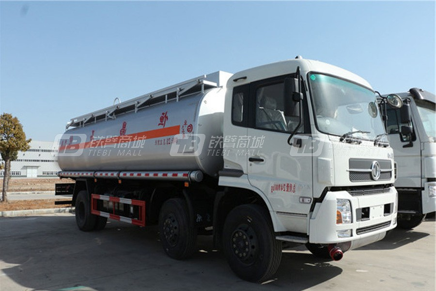 程力专汽CLW5253GYYD5东风天锦小三轴(20方)运油车