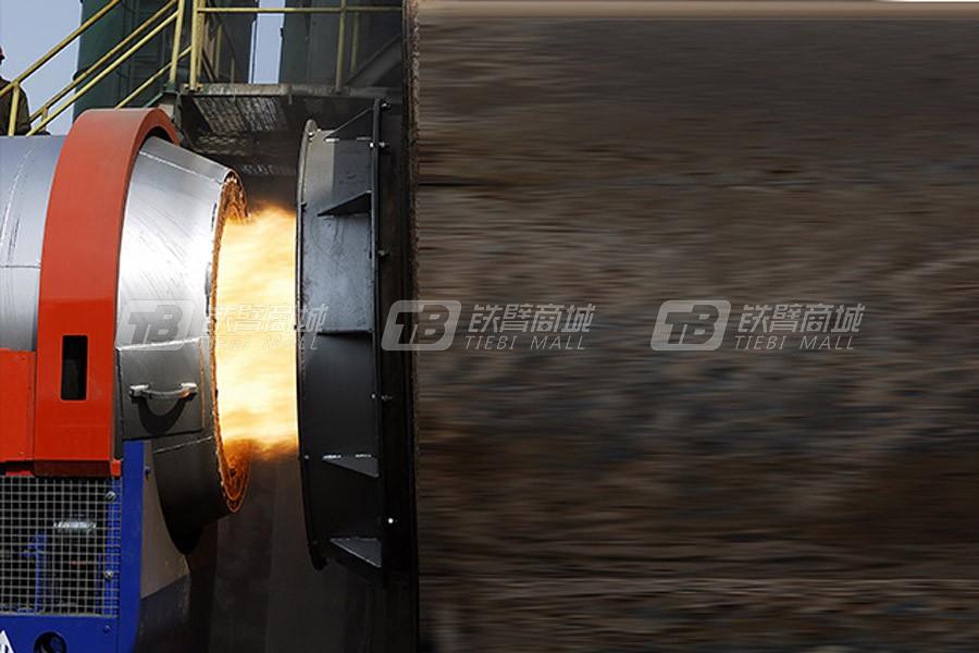 陆德筑机火浪神Ⅱ-1500粉煤燃烧装置