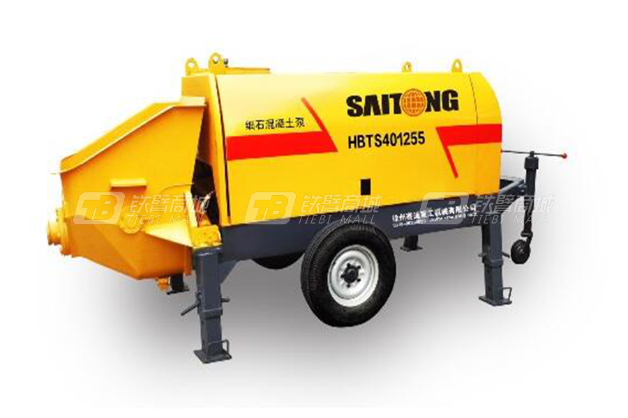 赛通重工HBTS40-12-55(领先型)细石混凝土输送泵