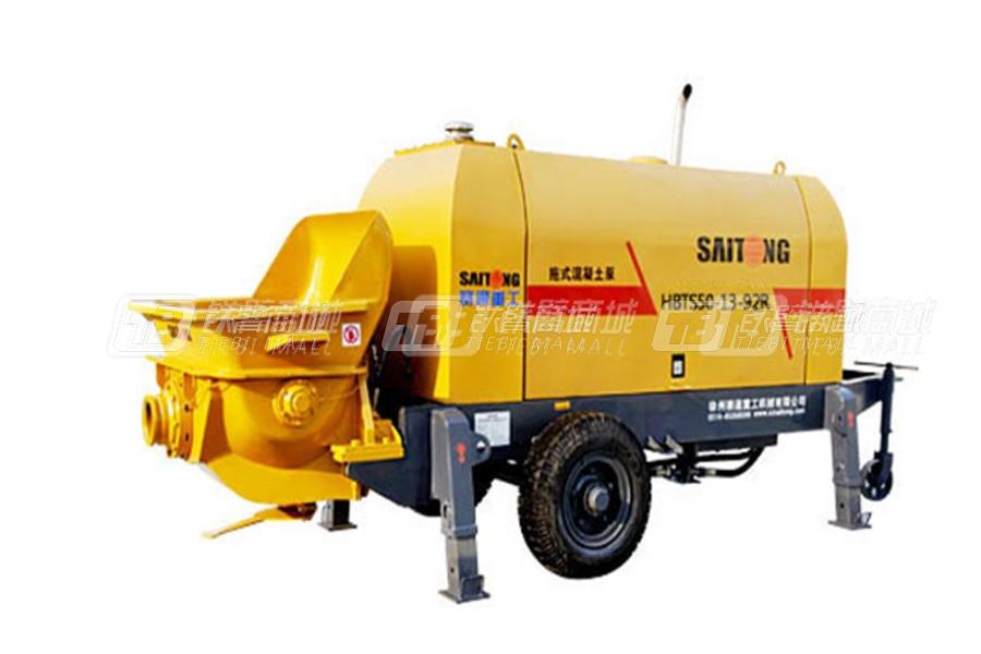 赛通重工HBTS50-13-92R(柴油机型)拖泵