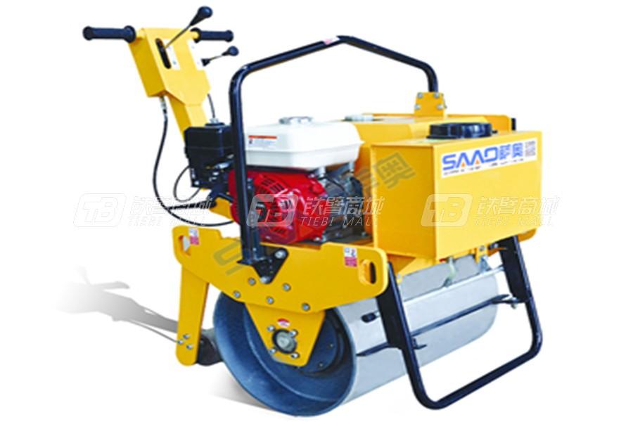 萨奥机械SYL-D600手扶压路机