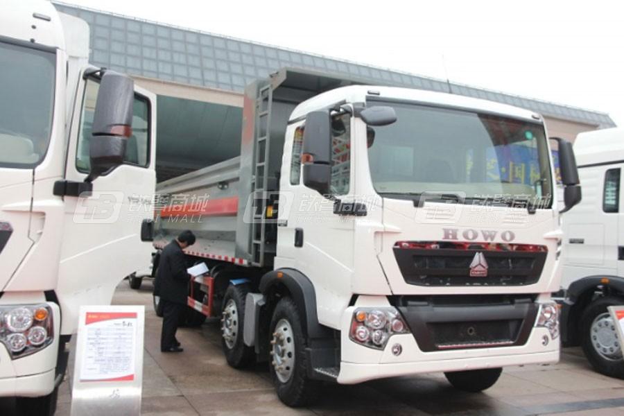 中国重汽豪沃T5G8×4 自卸车 (12版)