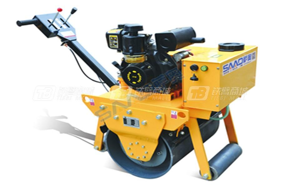 萨奥机械SYL-600C手扶压路机