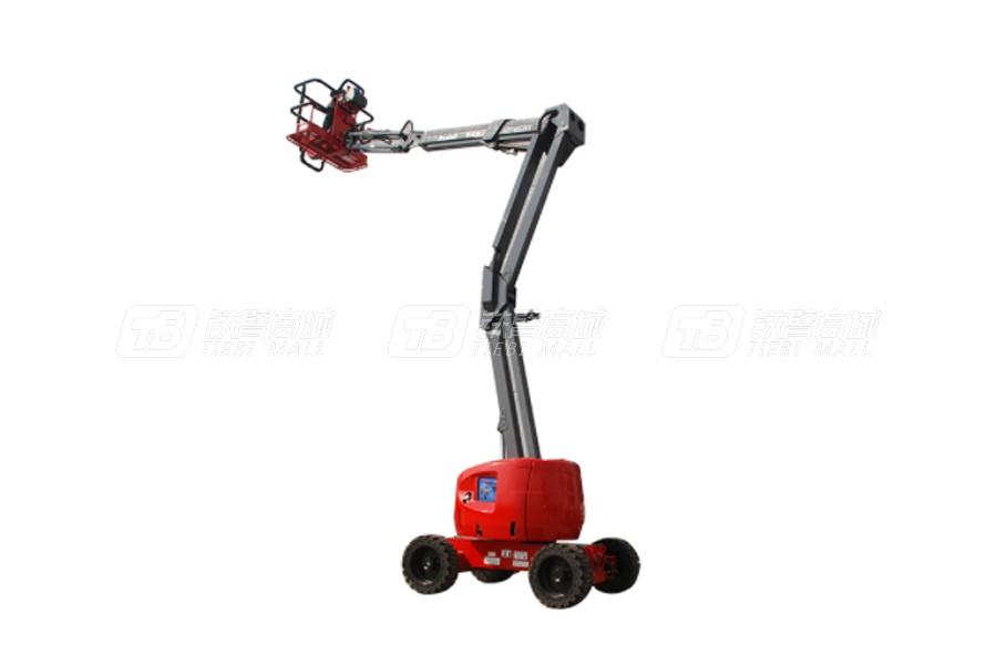 美通重工HZ160JRT曲臂式高空作业平台