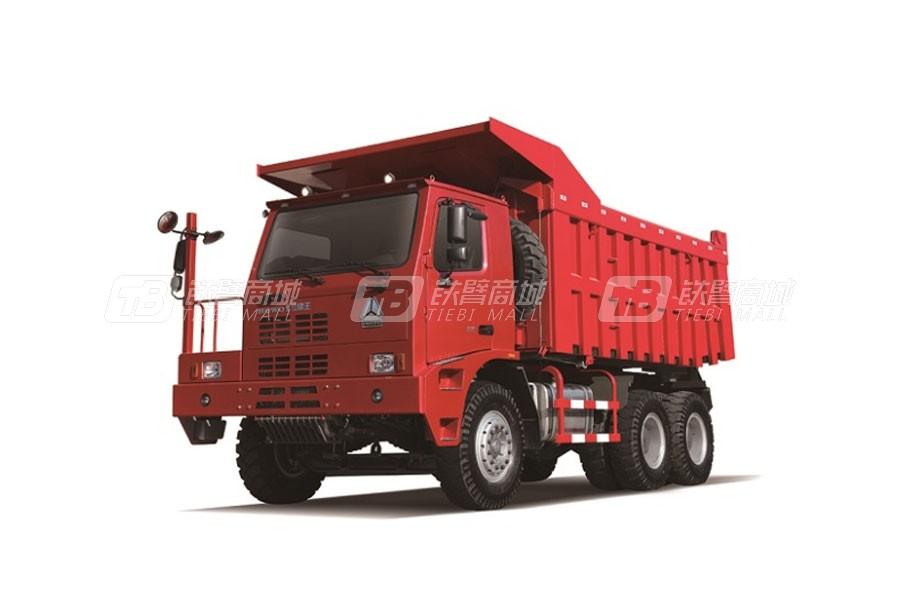 中国重汽豪沃矿山霸王6×4 自卸车