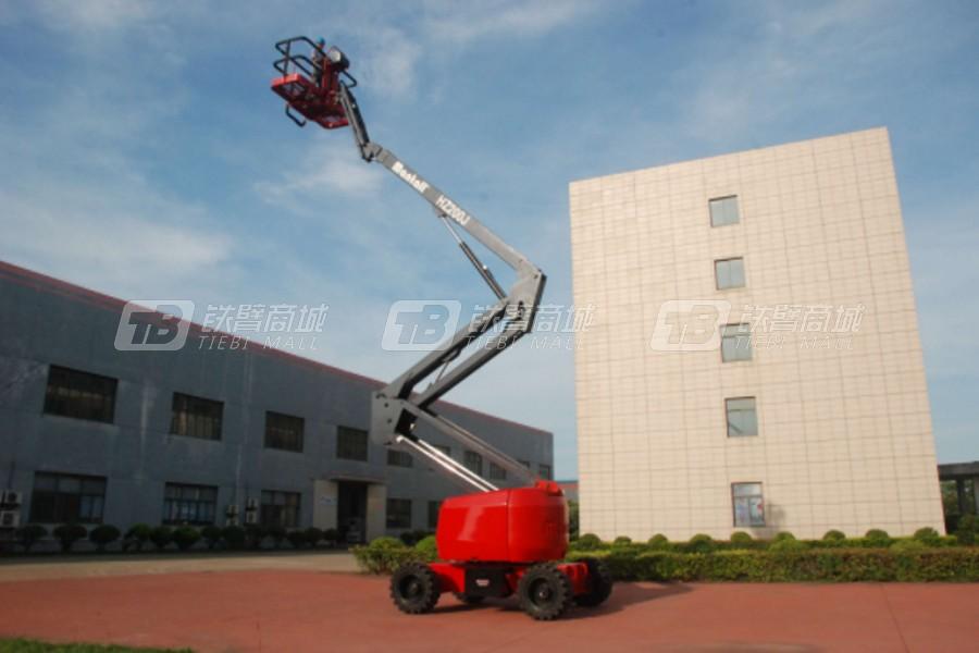 美通重工HZ200J曲臂式高空作业平台