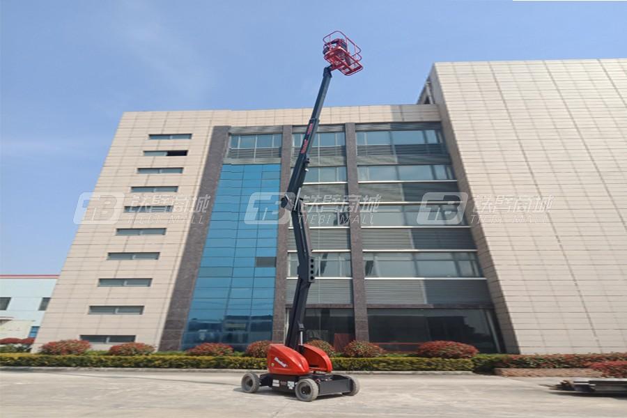 美通重工HZ160曲臂式高空作业平台