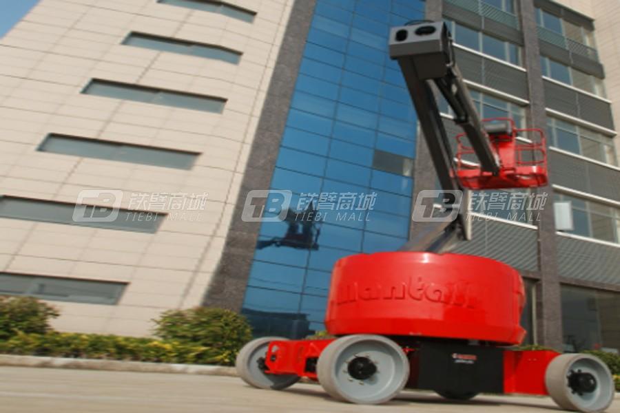 美通重工HZ140DC曲臂式高空作业平台