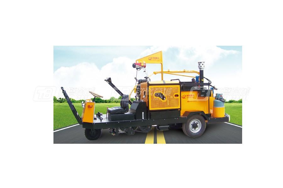 新公LD-Z400Y自行(牵引)式路面开槽灌缝机